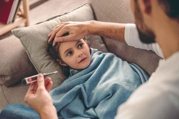 Jak sobie radzić z częstymi chorobami dziecka w okresie przedszkolno-żłobkowym